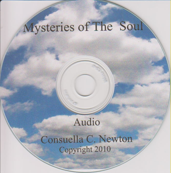 CD Audio- Mysteries of the Soul