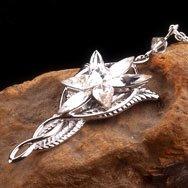 Lord of the Rings Platinum Arwen Evenstar Galadriel