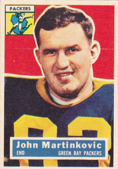 Vintage Sports Card early 1950's