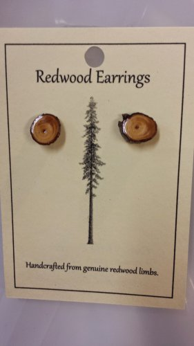 Redwood Limb Earrings #1000f
