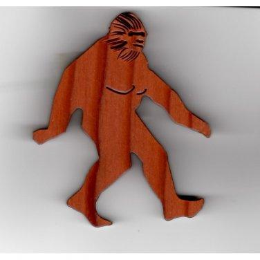 Bigfoot Redwood Magnet #4000 HWP