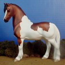 TWO LEFT!  Model Horse Pinto Porcelain Pony Statue Ed of 25 Made
