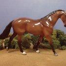 Model Horse Fine Porcelain Ed of 16 Lakeshore Collection Glossy Bay Stallion