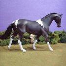 Model Horse Sculpture Pinto Ceramic Porcelain Lakeshore Collection LE/1000