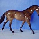 Only 5 of 16 left!  Model Horse Fine Porcelain Lakeshore Glossy Bay Stallion