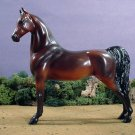 NEW Satin Gloss Model Horse LTD edition Equine Art Porcelain China