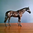 NEW THREE LEFT Model Horse Edition of 11 Made Glossy Dark Bay Lakeshore Collection Porcelain