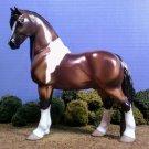 NEW Model Horse Satin Gloss Pinto Porcelain Ltd Ed of 150 Lakeshore