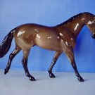 Only TWO left!  Model Horse Artist Edition Fine Porcelain Lakeshore Glossy Bay Stallion