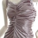 vintage inspired 1930s silverscreen models off duty style fashion clothing pleated top usa 2/4