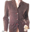 models off duty style fashion clothing Rock Star Pouf Slv Blazer M VINTAGE 80S AVANT GARDE USA 8/10