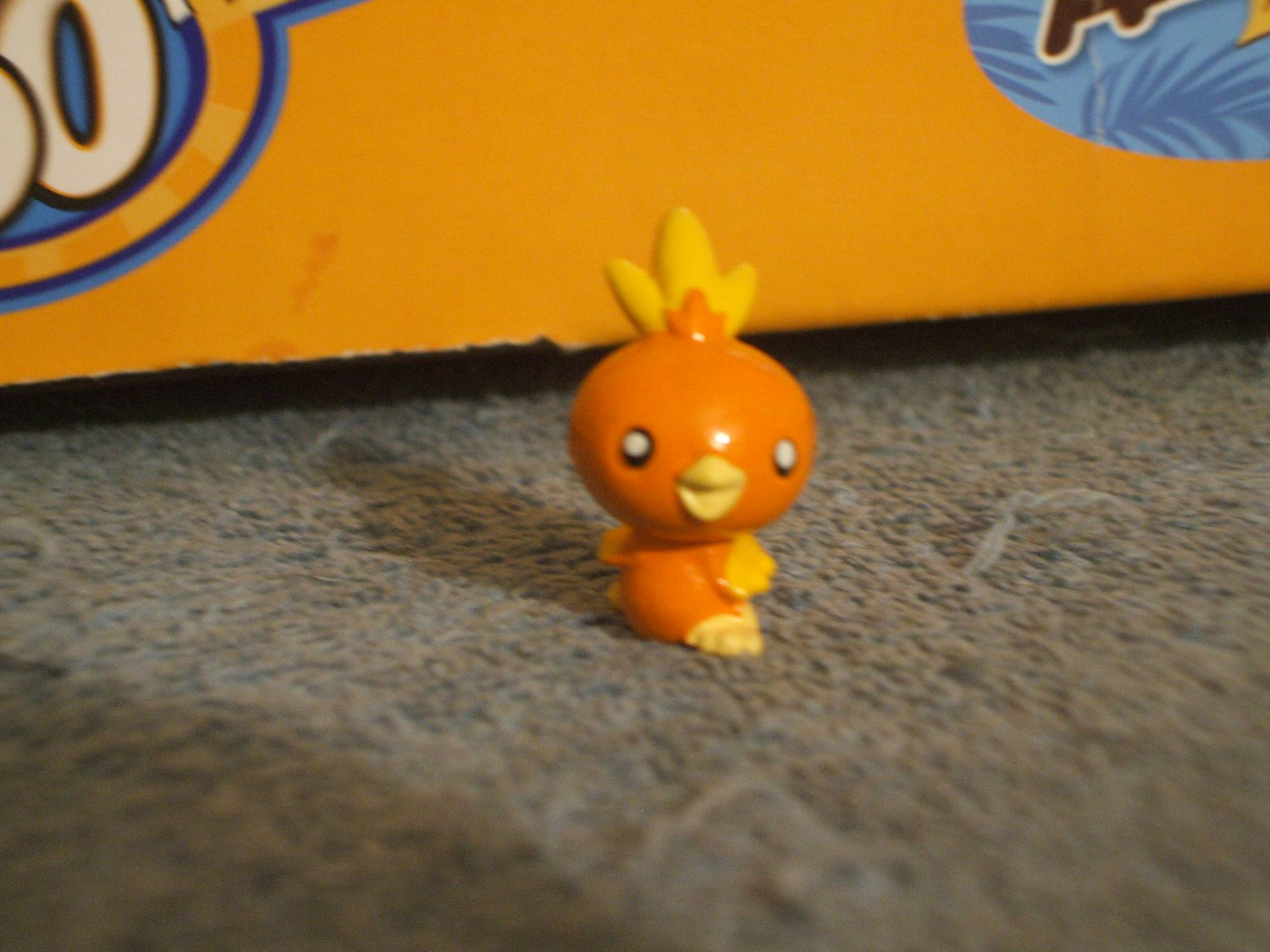 Pokemon Hasbro Torchic Figure
