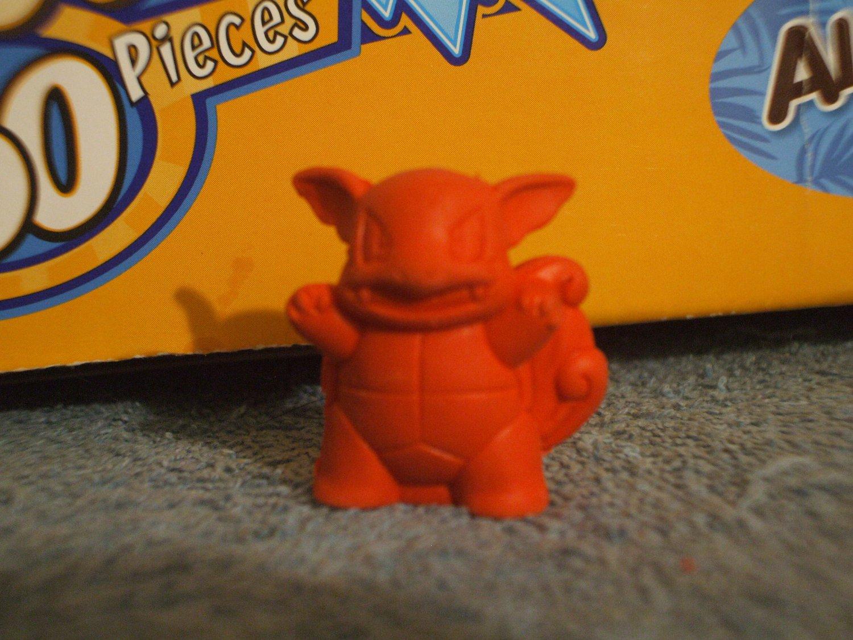 Pokemon Red Wartortle Eraser