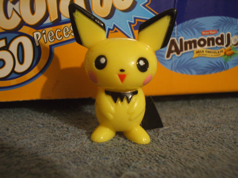 Pokemon Cereal Pichu Figure