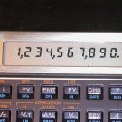HP 12C business Financial Calculator Hewlett Packard 12 C Great shape, made in BRASIL