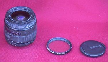 Sigma Nikon 28-70mm autofocus lens f 3.5-4.5