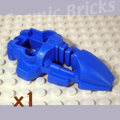 LEGO Blue Bionicle Foot Rahkshi 4194908 44138 (single,N)