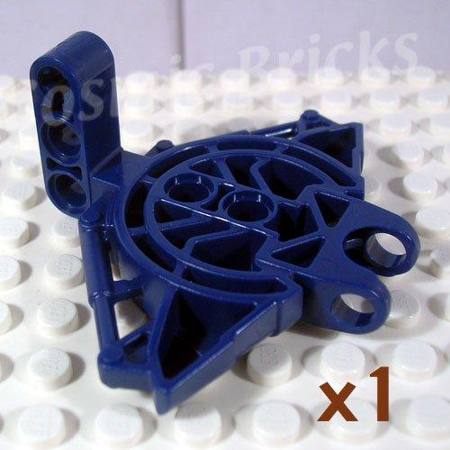 LEGO Dark Blue Bionicle Vahki Torso Upper Section (single,N)