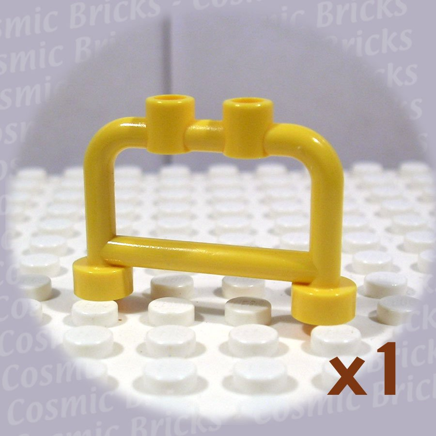LEGO Yellow Bar 1x4x2 Studs 408324 4083 (single,N)