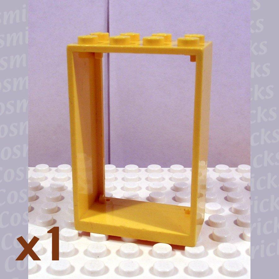 LEGO Yellow Door Frame 2x4x5 4217794 4130 (single,U)
