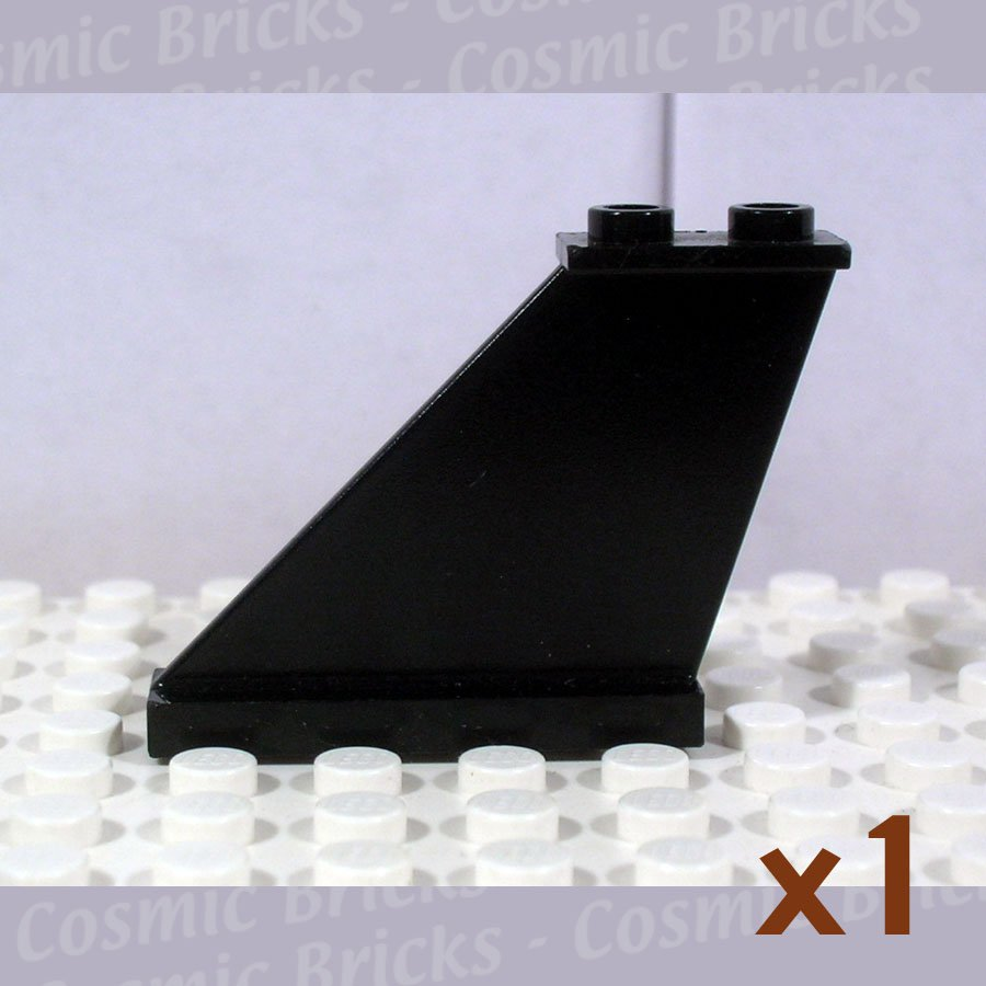 LEGO Black Tail 4x1x3 4260945 2340 (single,U)