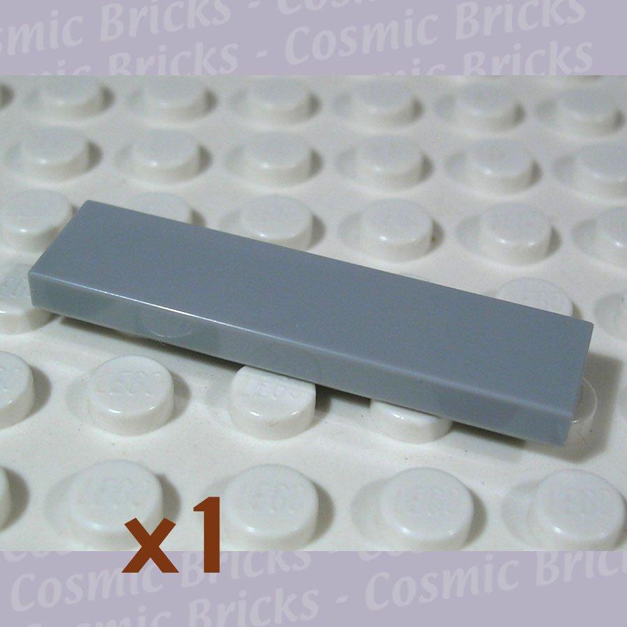 LEGO Light Bluish Gray Tile 1x4 4211356 2431 (single,N)
