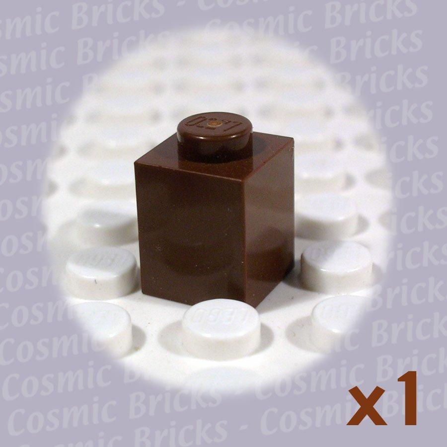 LEGO Brown Brick 1x1 4160990 3005 (single,U)