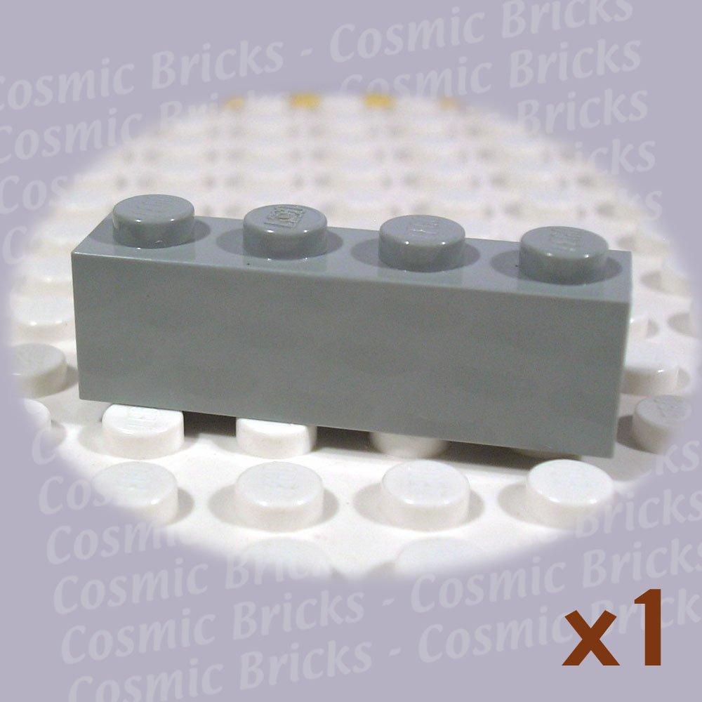 LEGO Light Gray Brick 1x4 301002 3010 (single,U)