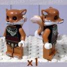 LEGO Chima Furty minifigure (single,N)