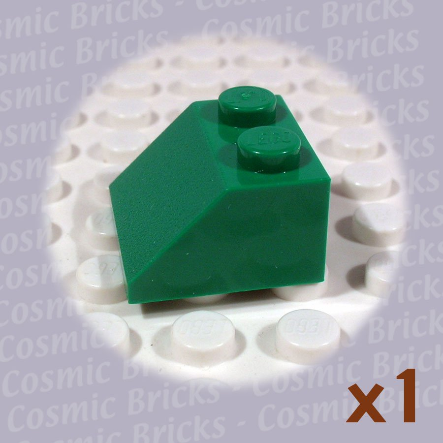 LEGO Dark Green Slope 45 2x2 303928 3039 (single,N)