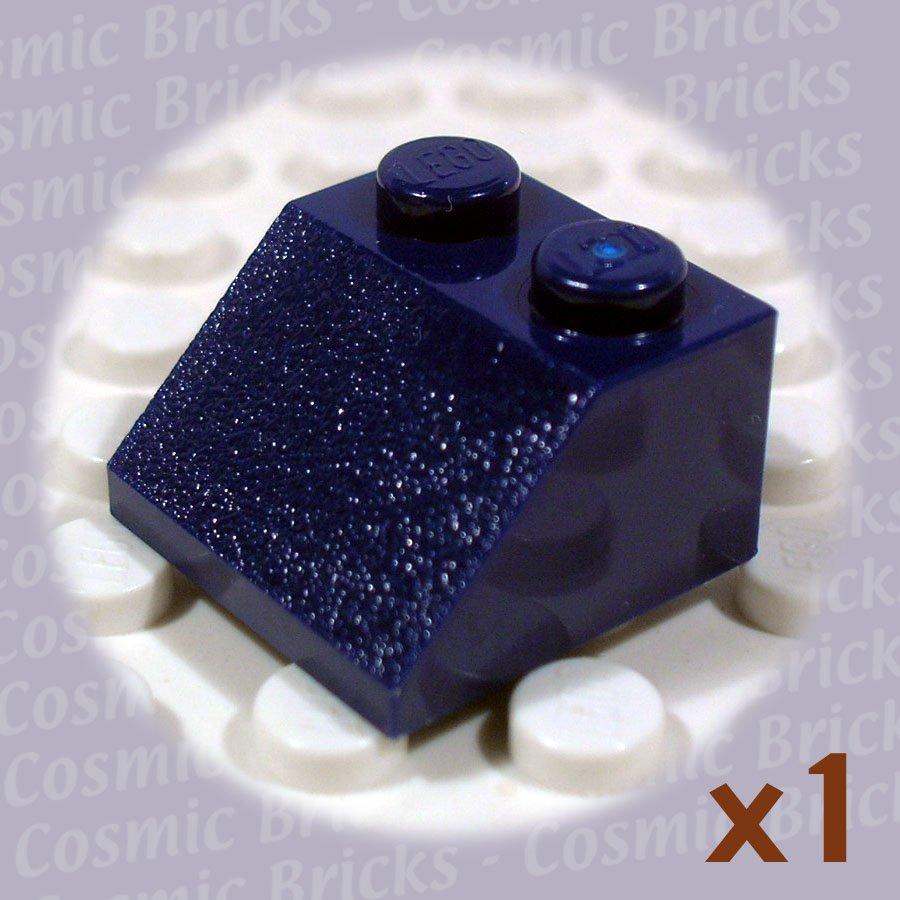 LEGO Dark Blue Slope 45 2x2 4153653 3039 (single,N)