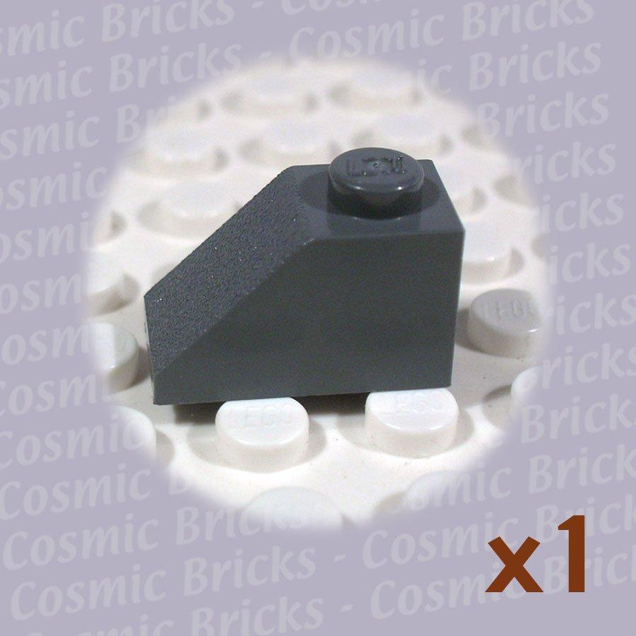 LEGO Dark Bluish Gray Slope 45 2x1 4211135 3040 (single,N)