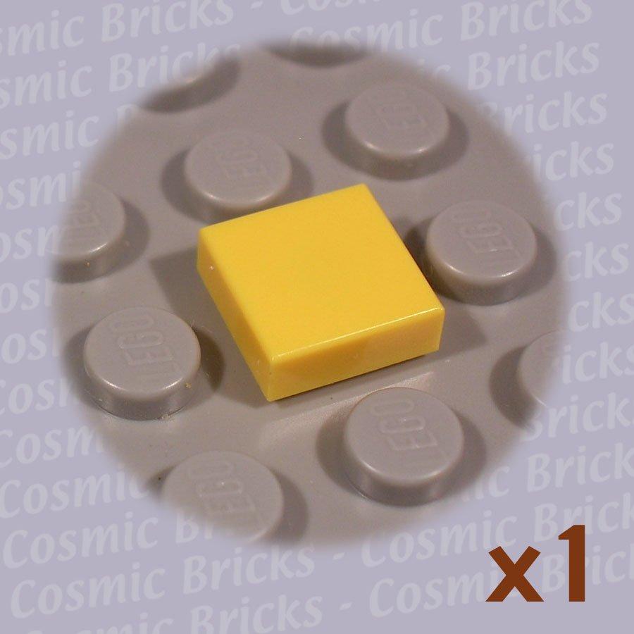 LEGO Yellow Tile 1x1 3070b 30039 307024