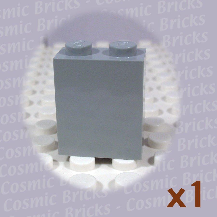 LEGO Light Bluish Gray Brick 1x2x2 4211564 3245 (single,N)