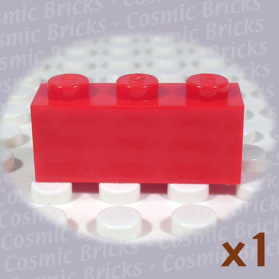 LEGO Red Brick 1x3 362221 3622 (single,N)