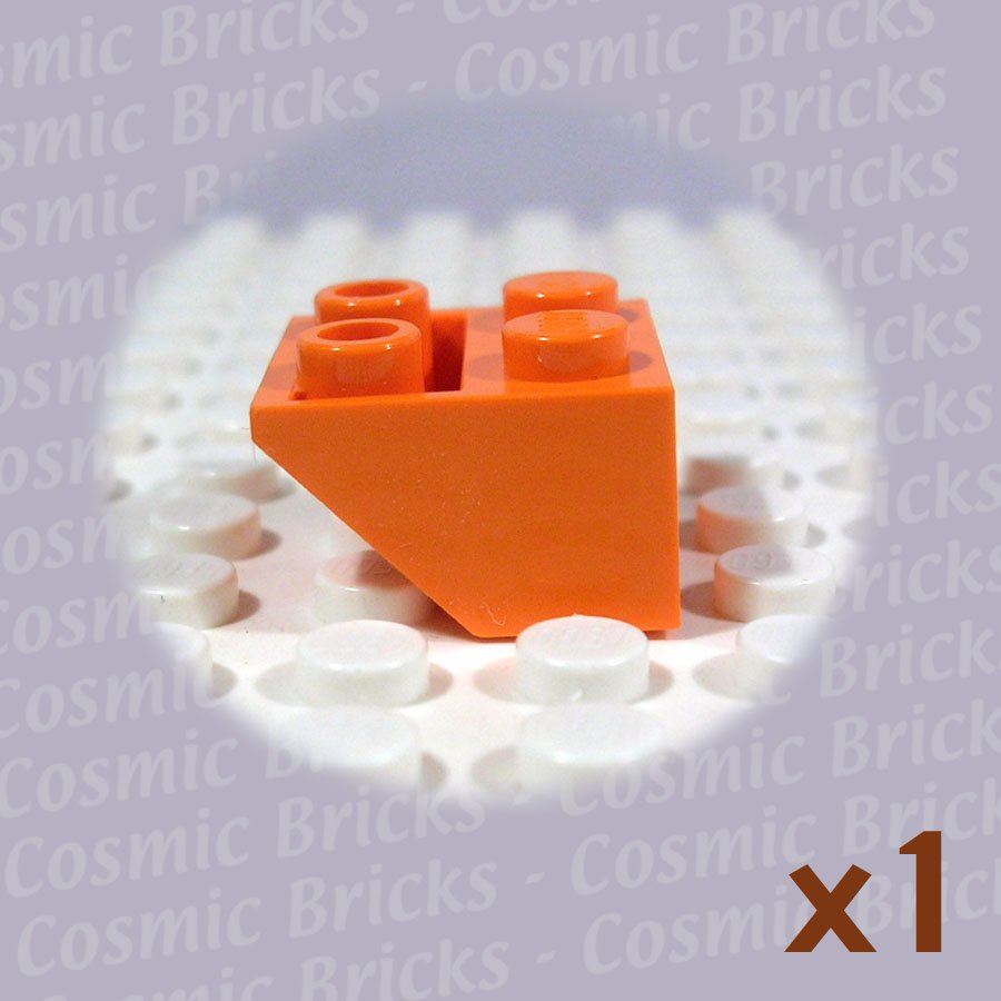 LEGO Orange Slope Inverted 45 2x2 4118829 3660 (single,N)