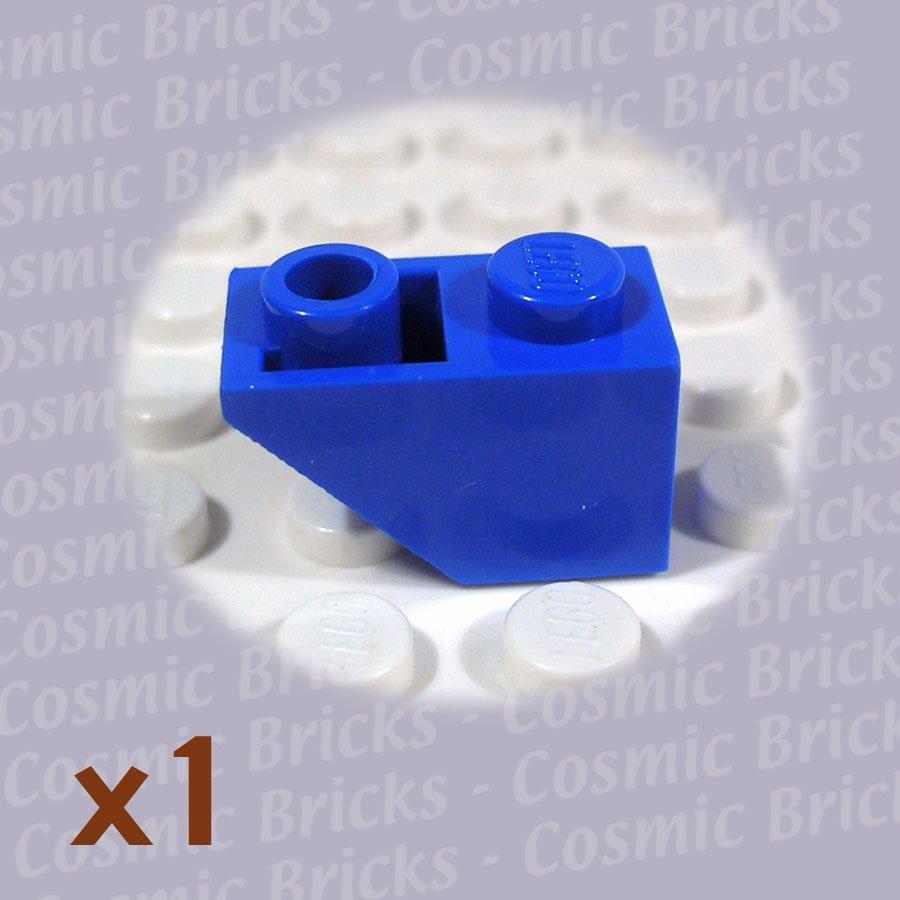 LEGO Blue Slope Inverted 45 2x1 366523 3665 (single,N)