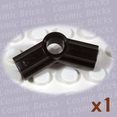 Axle /& Pin Connector #4 Angled 135° BLACK 32192 LEGO Parts ~ 4 Technic