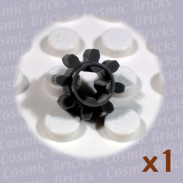 Lego 3647 @@ Technic Gear 8 Tooth @@ Grey