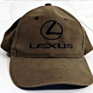 Nice Lexus Bill Cap Heavy Cotton Olive Adjustable