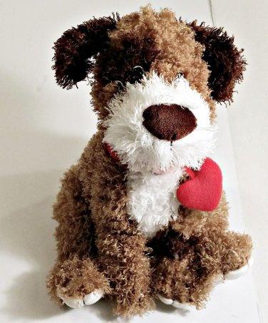 Dog Needs Huggs, Animated Stuffed Dog Needs Lots of Huggs.