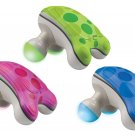 HoMedics NEW Ribbit Massager Green/Pink/Blue Batteries Included