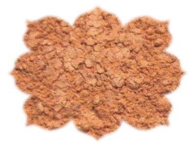 BL3-Creamy peach matte  Mineral Makeup