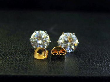 charming cz 24K gold filled earrings 05