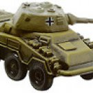 "Axis & Allies Contested Skies SD KFZ 234/2 ""Puma"" #35/45"
