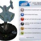 Star Trek Heroclix U.S.S. Equinox #004 w/ Card