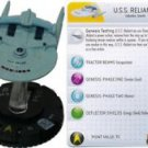 Star Trek Heroclix U.S.S. Reliant #010 w/ Card