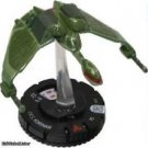 Star Trek Heroclix I.K.S. Korinar #007 w/ Card