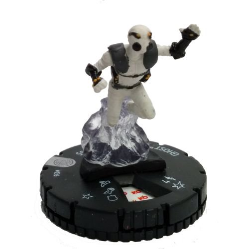 Marvel Heroclix Ghost #036 w/ Card (Rare)