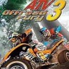 PS2 ATV Offroad Fury 3 w/Manual